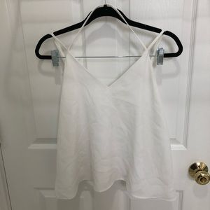 Tobi White Tank Top